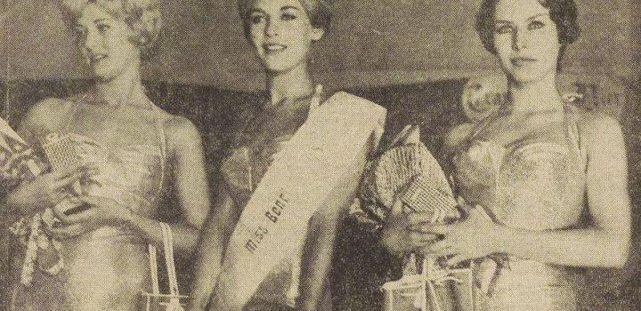 Historical Miss Benelux 1959
