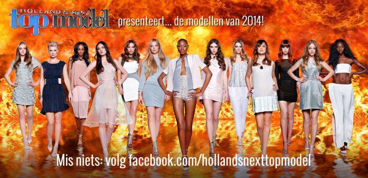 Holland's Next Topmodel 2014