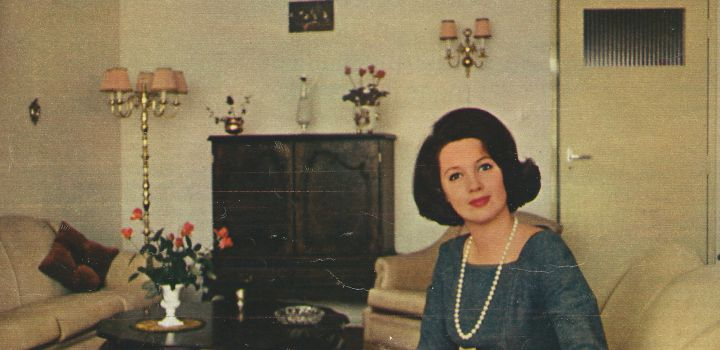 Historical Interview: Margo Domen, 1969
