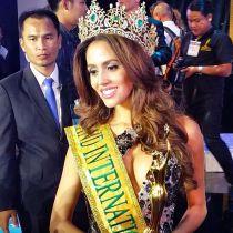 Miss Cuba is Miss Grand International 2014