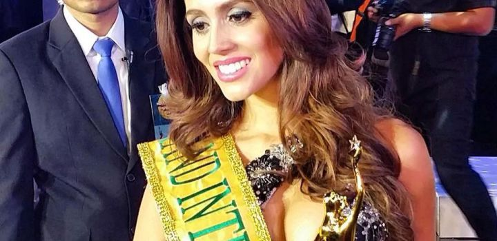 Miss Cuba is Miss Grand International 2014