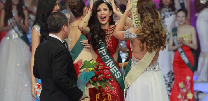 Miss Philippines is Miss Earth 2014
