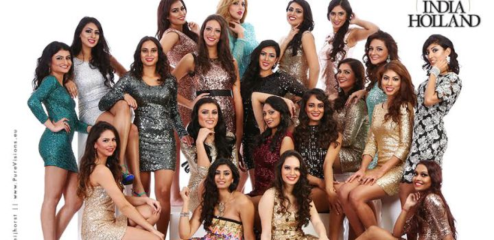 Miss India Holland 2015