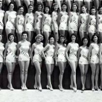 Miss Universe, the Dutch girls… the 50's