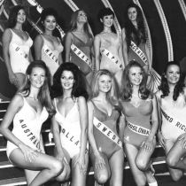 Miss Universe, the Dutch Girls…. '70-'74