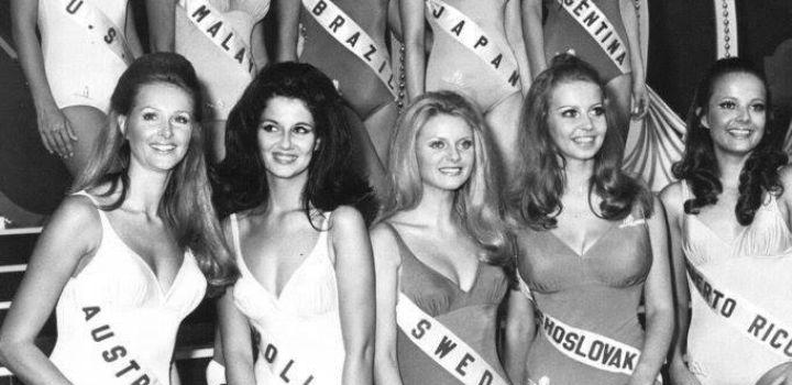 Miss Universe, the Dutch Girls…. '70-'74