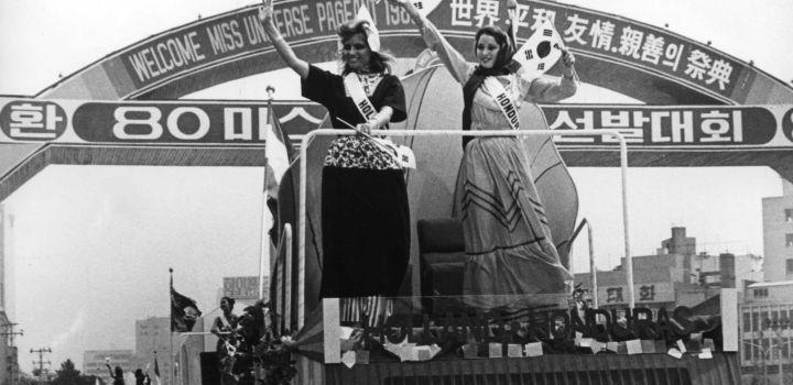 Miss Universe, The Dutch Girls…. '80-'84
