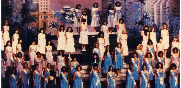 Miss Universe, The Dutch Girls…. '85-'90
