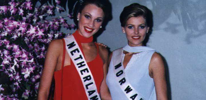 Miss Universe, The Dutch Girls…. '91-'98
