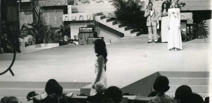 Miss Universe, The Dutch Girls…. '75-'79