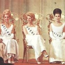 Miss Universe, the dutch girls….'65-'69