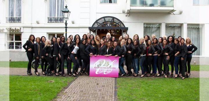 Mrs. Universe Netherlands 2015….