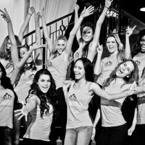 The 12 finalists for Miss Nederland 2015, 1 will be crowned….