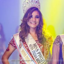 Miss India Holland 2015, Shaïsta Thakoersingh….