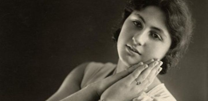 The tragic life of Miss Holland 1931, Mary Lelyveld…