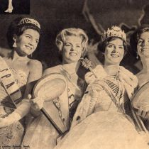 Miss International, the dutch girls… '95-'01