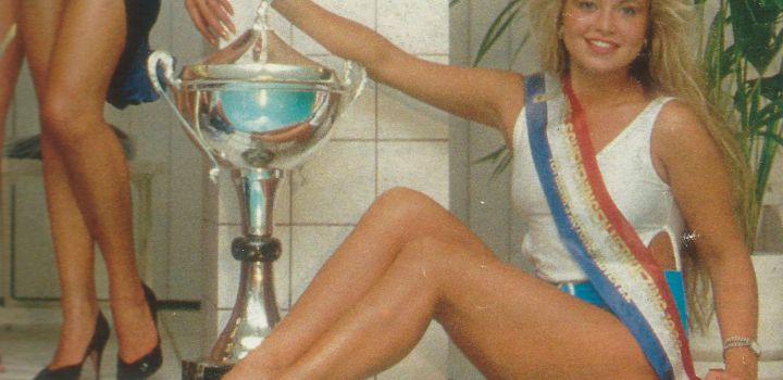 Summer Column, part 1, Miss (Beach) Scheveningen 1986…