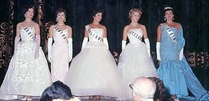 Miss International, the dutch girls…. '65-'69