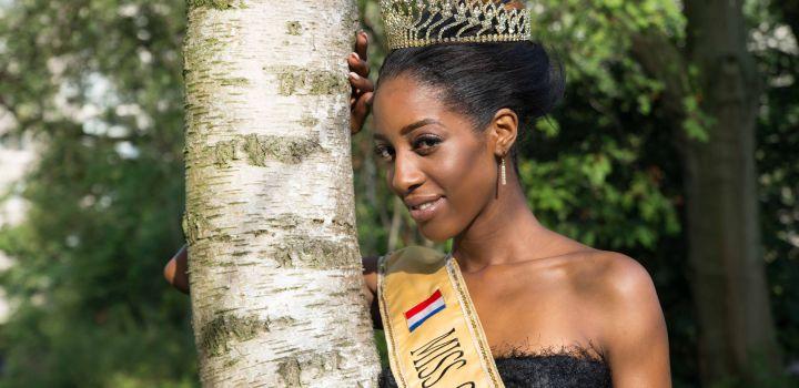 Stephany Kluivert is Miss Globe Netherlands 2015….