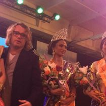 Soesoe Mustafa is Miss Indian Beauty the Netherlands 2015…