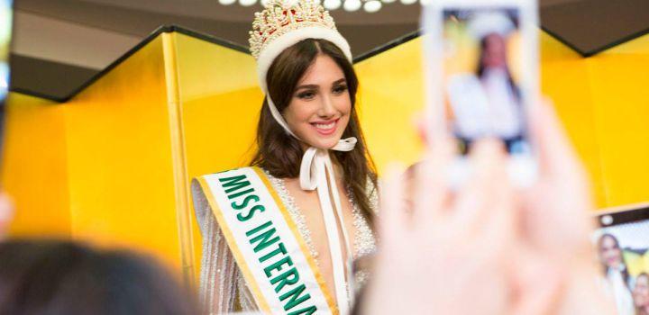 Again Miss Venezuela, Miss International