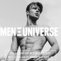 Men Universe Netherlands 2016