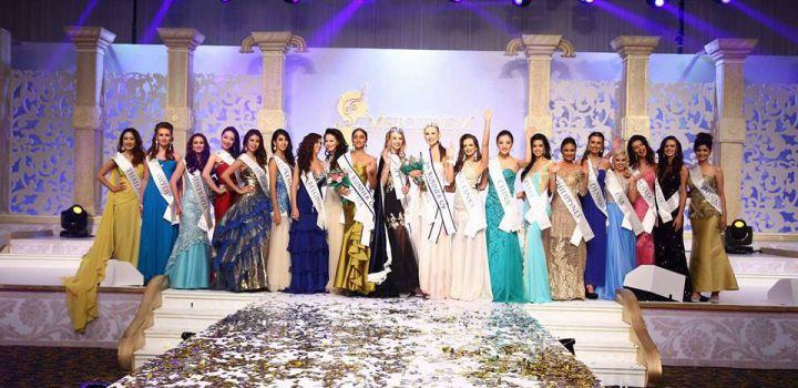 Vera Dijkstra is Miss Tourism Sri Lanka International