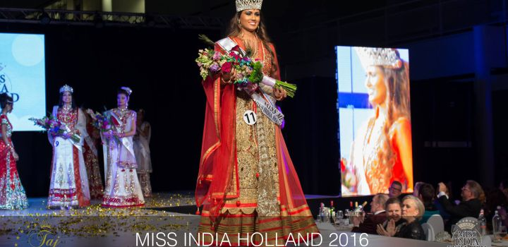 Miss India Holland 2016