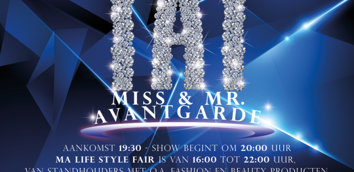 Miss and Mister Avantgarde 2016