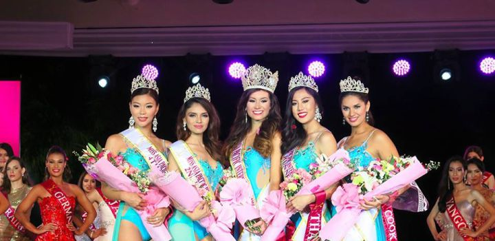 Tessa le Conge is Miss Asia Pacific International 2016