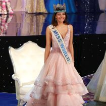 Miss Puerto Rico is Miss World, Rachelle unplaced