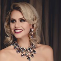 Will she become Miss Grand Netherlands 2017?… Melissa Oeges
