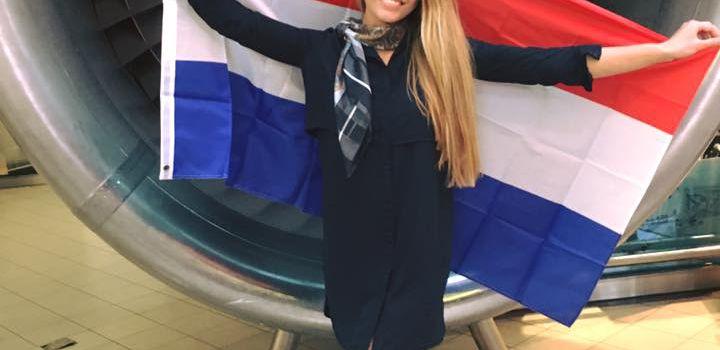 Lotte van der Zee, Miss Oriental Tourism Netherlands 2016