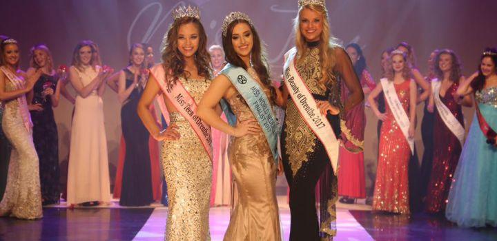 Miss World Drenthe 2017 and Miss Beauty of Drenthe 2017