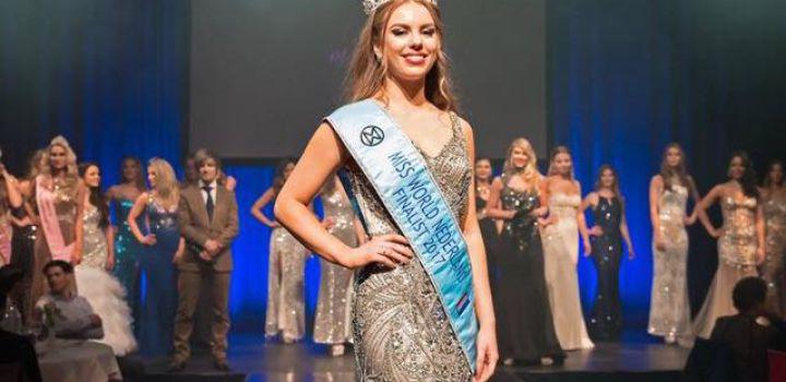 Zoë Geritz is Miss World Gelderland 2017