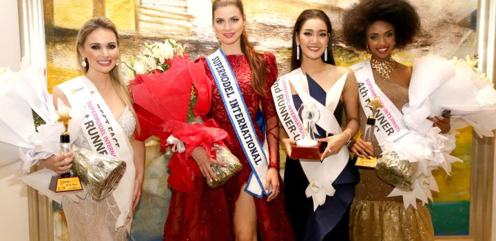 Ukraine wins Supermodel International, Jeanine in top 10