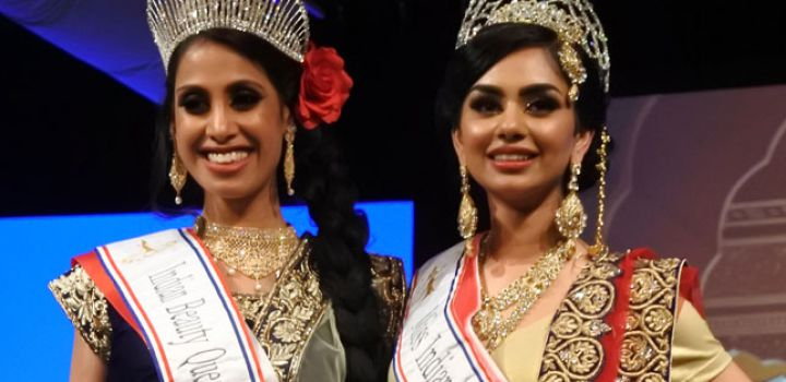 Erisha Ghogli is Miss Indian Beauty The Netherlands 2017