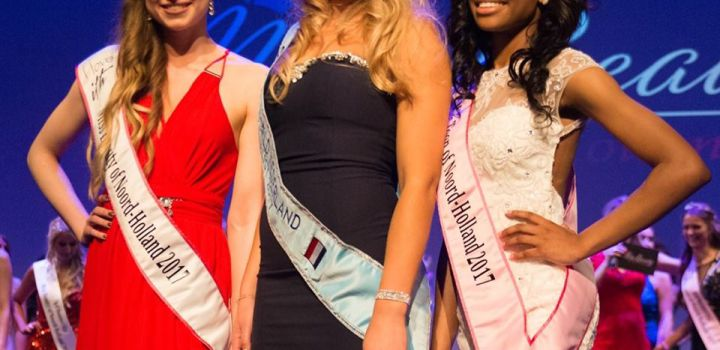 Two provincial finalists for Miss World Netherlands 2017