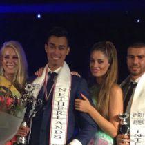 Jeremy Lensink is Mister International Netherlands 2017