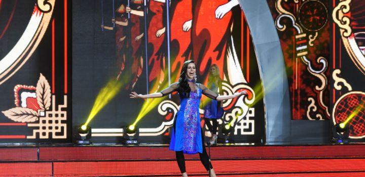 Kelly made the top 20, Miss Peru won Miss Grand International 2017