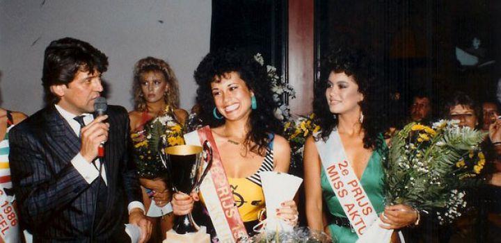 80's Saturday, Miss Aktueel 1986