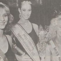 80's Saturday, Miss Limburg International 1986