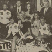 80's Saturday, Miss Grand Prix USA