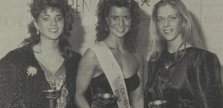 80's Saturday, Miss Voorhout 1988
