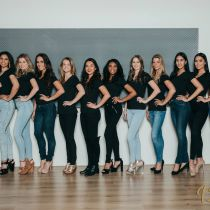 Miss Grand Netherlands 2018 finalists