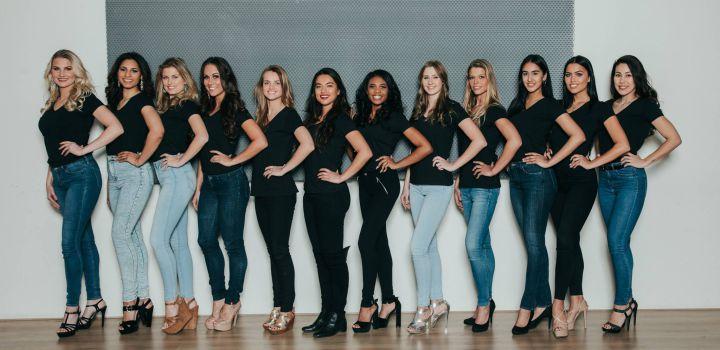 Miss Grand Netherlands 2018 finalists