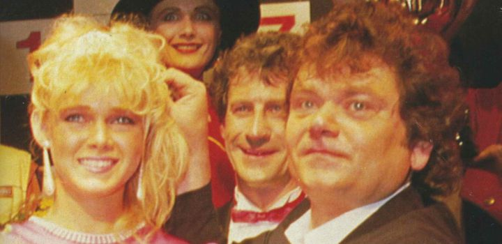 80's Saturday, Miss Amsterdam 1987
