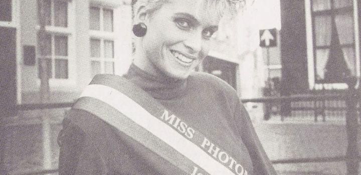 80's Saturday, Miss Fotomodel Holland 1988