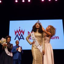 Janice Babel is the new Miss Amsterdam and Supermodel Netherlands 2018