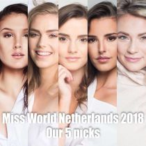 Miss World Netherlands 2018